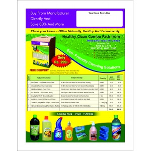Healthy Clean Combo Pack