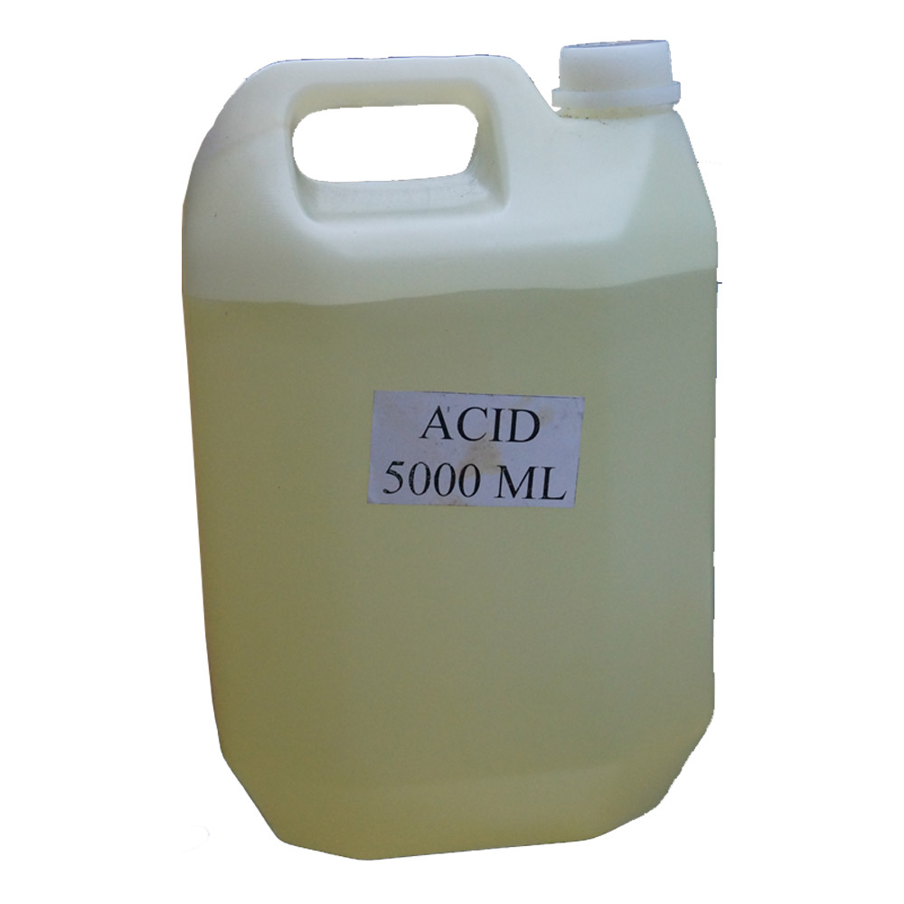 Acid (Only for Licencee) 5 Litre Can