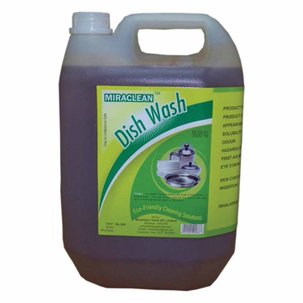 Dish Wash Liquid 5 Litre