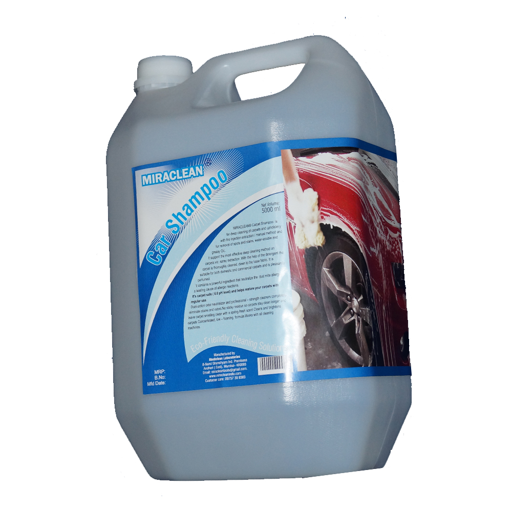 Car Shampoo 5 Litre