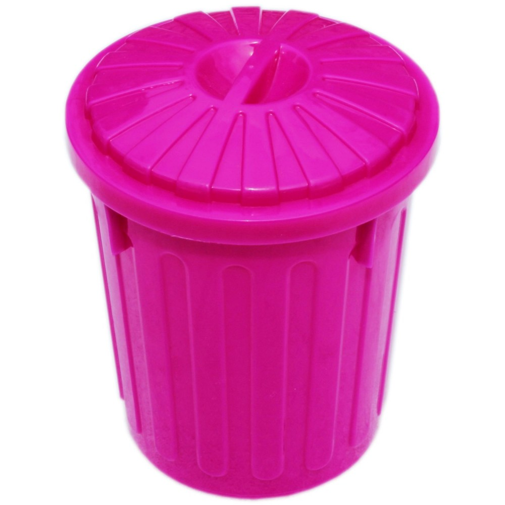 Dust Bin Round With Lid (100 Litre)