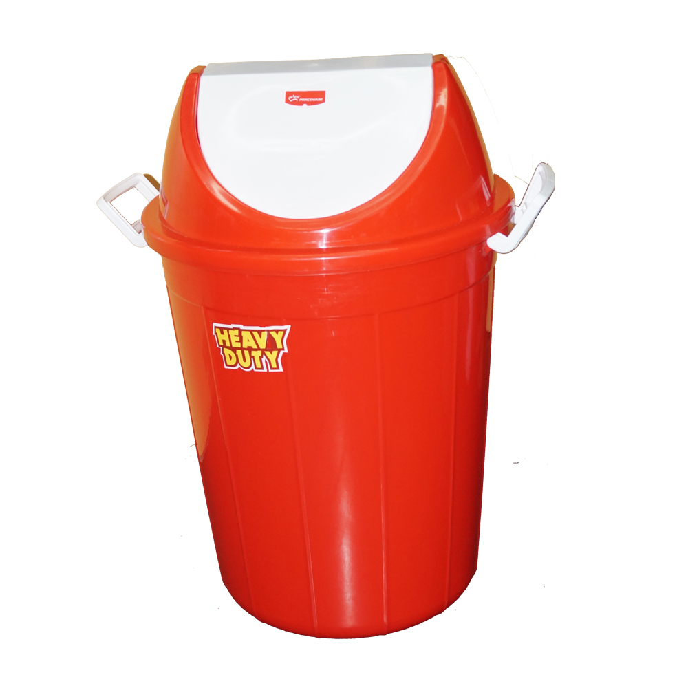 Dustbin -Plastic With Swing Lip (60 Litre)