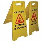 Sign/Caution Board Yellow